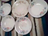 Glass plate and 4little blowes pope gosser Hagerstown