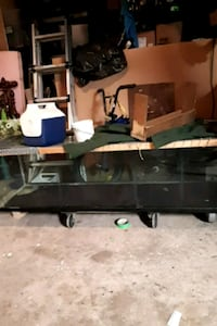 6 foot glass tank - used for reptile Port Coquitlam, V3B 5R1