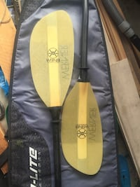 Werner paddles only surfboard bag not included Stanton, 90680