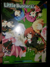 Season 1 Anime. Little Busters Ankeny, 50023