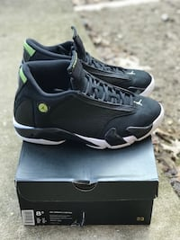 Retro 14's Size 8.5 Worn 1x Asking $150  or best offer  Columbia, 21044