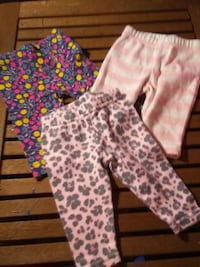 3 Pc Baby Pants / Girl Montvale, 24122