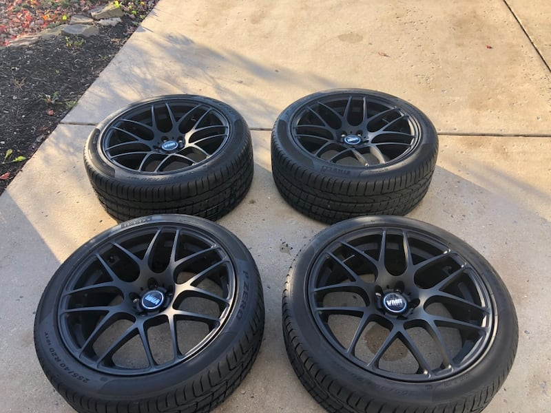 "RIMS ONLY 20"" VMR V710 RIMS 2"