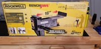 Rockwell Bench Jaws--Hands Free Bench Vice Brandon