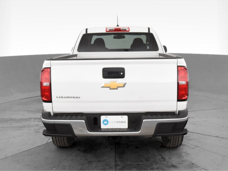 2018 Chevy Chevrolet Colorado Extended Cab pickup Work Truck Pickup 2D 4721218e-5fc7-4ead-94df-8dad0f5224ee