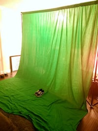 Green Screen 2337 mi