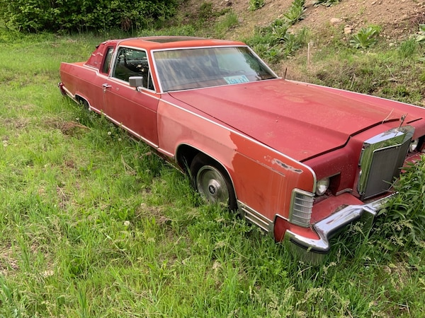 Used Ford - 1979 Lincoln Continental Mark V - 1979 for sale