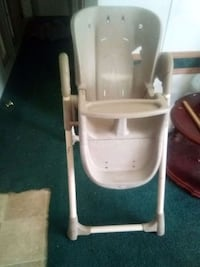 High chair, perfect condition!
