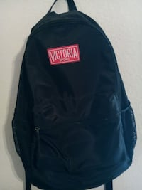 black Victoria Sport backpack