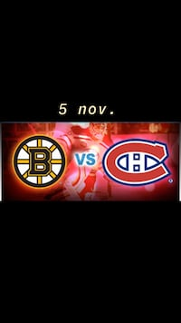 Habs vs Boston  Laval, H7L 5P1