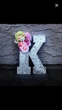 Flower letters  Fort Myers, 33916