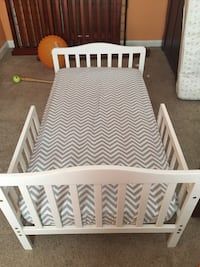 White Toddler Bed Leesburg