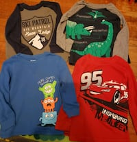 Boys 2T Fall and Winter Lot