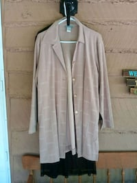 Great tan jacket. Make offer.  Bristol, 37620
