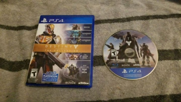 Destiny the collection for PS4