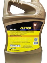 Full synthetic gasoline engine oil