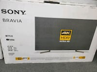 New TV LED SONY 4K HDR ANDROID WARRANTY 1YEAR  Las Vegas, 89102