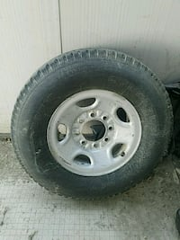 Firestone- Chevy rim & tire Camarillo, 93012