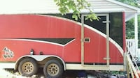 red and black utility trailer Front Royal, 22630