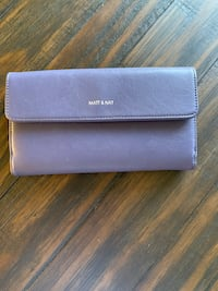 Matt & Nat wallet Markham