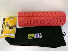 GOFIT Travel Go-Roller with carrying bag