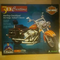 Collector HARLEY DAVIDSON HERITAGE SOFTAIL CLASSIC Edmonton, T6X 1J9