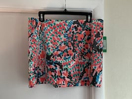 Lilly Pulitzer Tate Skirt Size 12