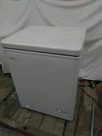white Arcelik single door refrigerator