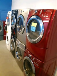 MAYTAG FRONT LOAD WASHER AND DRYER SET WORKING PERFECTLY  Baltimore, 21223