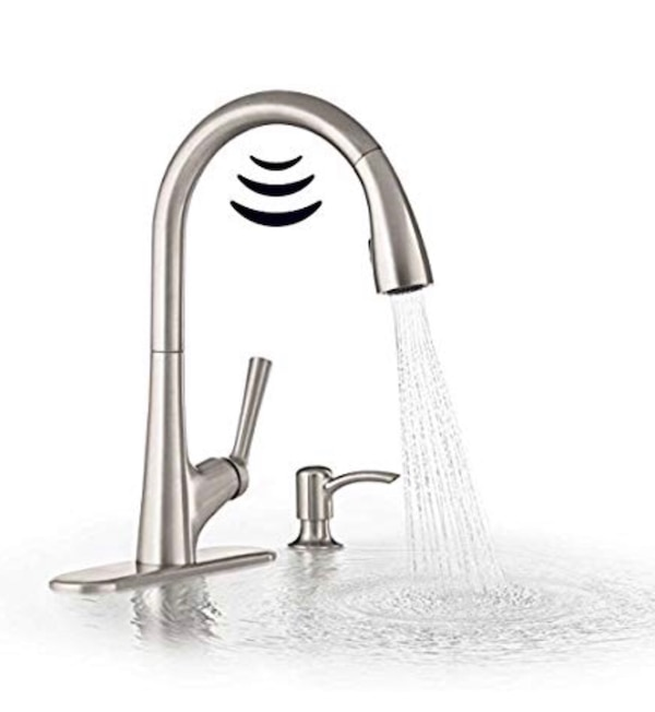 Koehler touchless kitchen faucet NEW