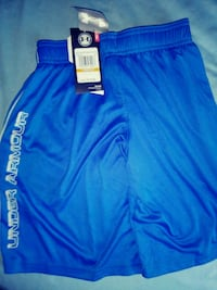 Under Armour shorts and shirts