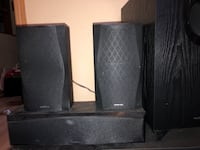 Home sound system works great has been in great hands have no. Room for it anymore make me an offer Mount Pleasant, 53406