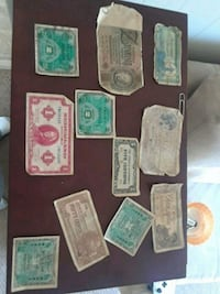 Old Currency Princeton, 24740