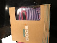 Size 7 toddler bogs and keen running shoes Woodstock, N4S 3V6