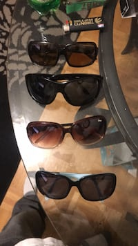 Dior, Burberry, Tiffany&Co, and Chanel. all legit, all have been lightly used taken care if very well.  Mississauga, L5E 3E2