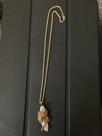American Eagle Gold Chain and Pendant Springfield, 22150