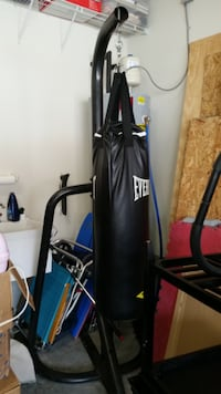 Everlast heavy bag with Stand Myrtle Beach