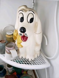 Vintage Pluto Dumbo turnabout cookie jar $231 Sioux Falls, 57105