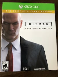XBOX ONE HITMAN. Like New. Gastown pick up please. Vancouver, V6A 1G2