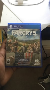 Sony ps4 farcry 4 game case Stone Mountain, 30083