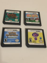 4 Nintendo DS Games Chicago, 60618