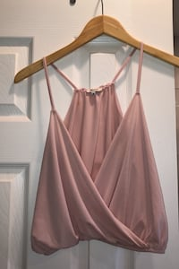 Super cute blush pink top Beaconsfield, H9W 2H2