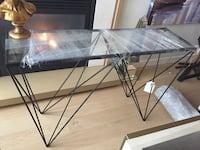 Console Table - Brand New - Sold at Parliament Interiors for 399.99 Vancouver, V6B 0A5