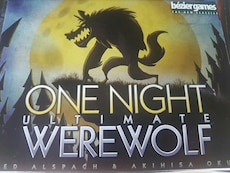 caixa de One Night Werewolf