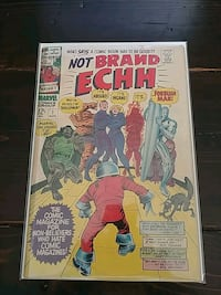 Not brand ECHH comic book 1st issue
