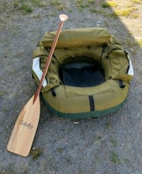 Fishing tube and paddle Ladysmith, V9G 1M5