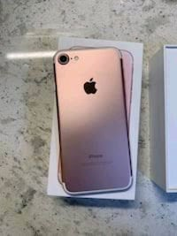 Iphone 7 rose gold  Emniyettepe Mahallesi, 34060