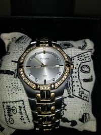 PULSAR 24K GOLD PLATED W/CRYSTAL London, N6P 0E2