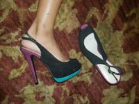 Diamond stilettos size 8.5 Oklahoma City, 73108