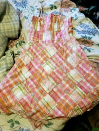pink, white, and green plaid textile Port Orchard, 98367